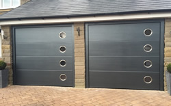Garage Doors Installed Huddersfield