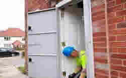 Steel Security Door Repairs Marsden