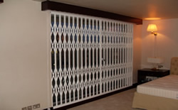 Security Grill Shutters installed & Repaired Huddersfield